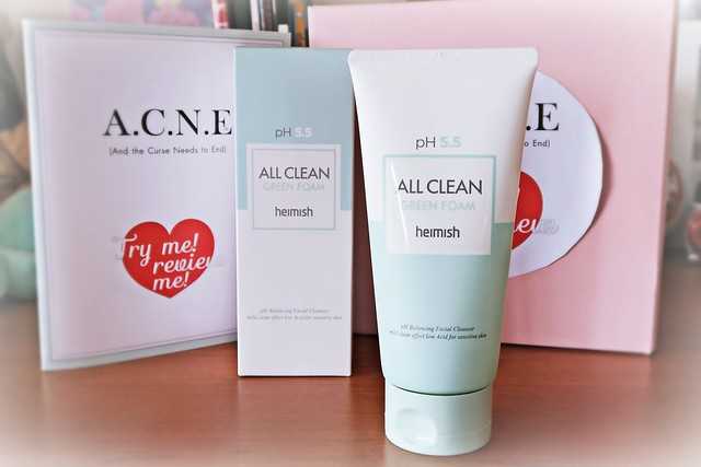 Style Korean A.C.N.E. Try Me! Review Me! Box - KBeauty for Acne Prone Skin