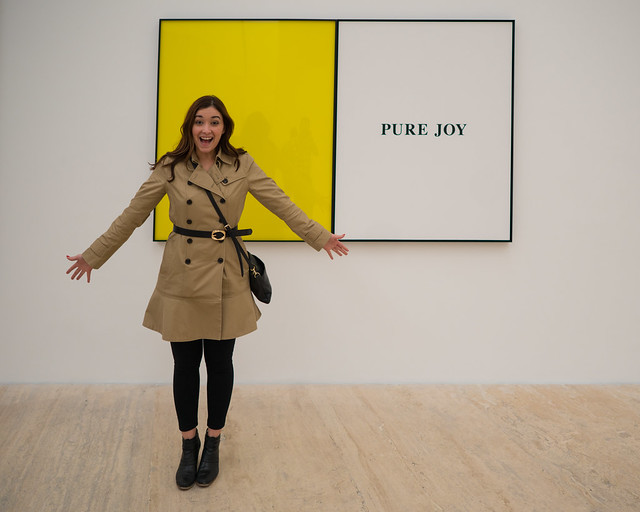 Deya at Museo Jumex Pure Joy