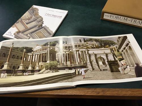 ROMA ARCHEOLOGICA & RESTAURO ARCHITETTURA: Prof. Arch. Gilbert G. Gorski & Prof. James E. Packer, The Roman Forum (2015). The James R. Wiseman Book Award, A.I.A., Boston, Mass., January 6, 2018. Foto: Fonte | Source: J. E. Packer (01/2018).