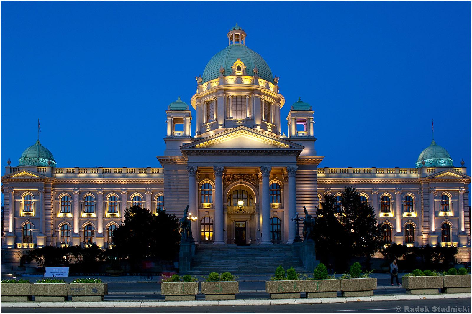 Parlament Serbii