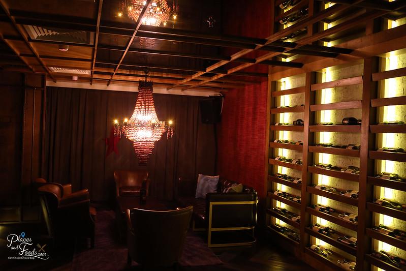 the cellar signature private room