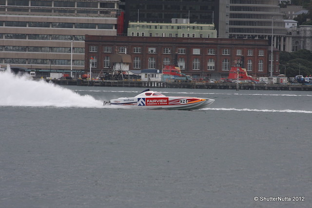 Powerboat racing, Wellington 4-2012 (14), Canon EOS 40D, Tamron SP 70-300mm f/4.0-5.6 Di VC USD