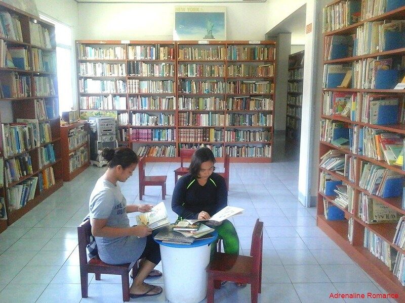 Leocadio Alonsagay Dioso Memorial Public Library