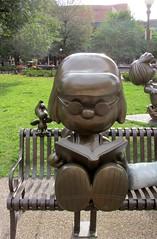 St. Paul - Peanuts Public Art