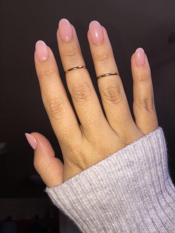 60+ Stunning Almond Nails Designs For 2018 - Fashionre