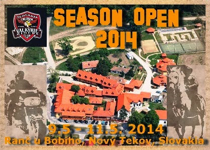 open season Slovakya 2014