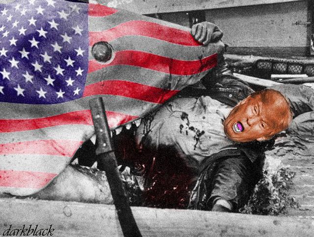 America Eats Its Dung