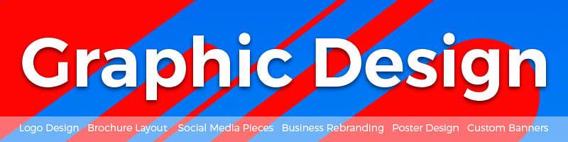 Graphic Design Logo Design Brochure Layout Social Media Content Business Rebranding Branding Poster Design Custom Banners Custom Graphics File Setup