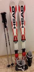 Dětský lyžařský set - titulní fotka