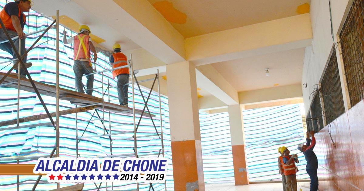 Empiezan trabajos en la Terminal Terrestre Sixto Durán Ballén
