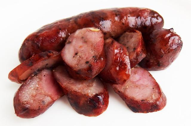 Taiwanese Sausage (Shang Tang)