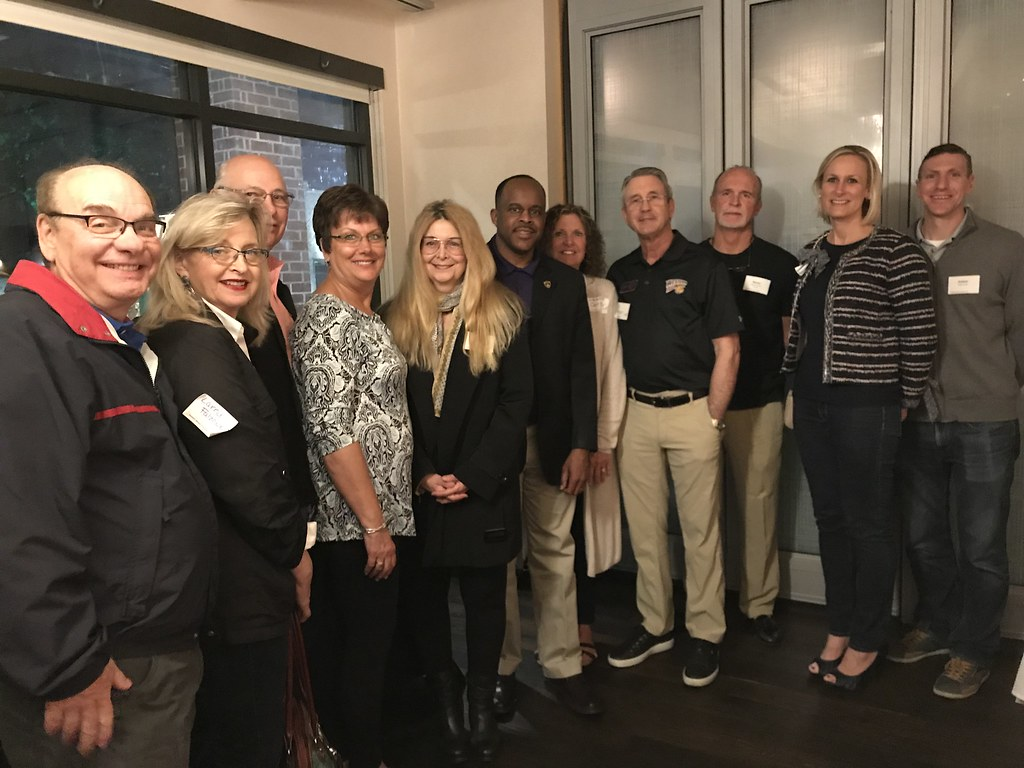 Tampa Alumni & Friends Social, 1/31/18