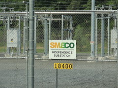 Southern Maryland Electric Co-op Independence Substaiton