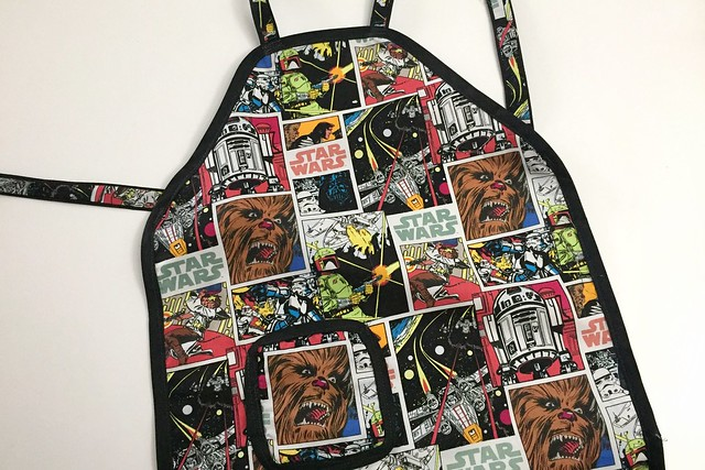 Star Wars Child Apron