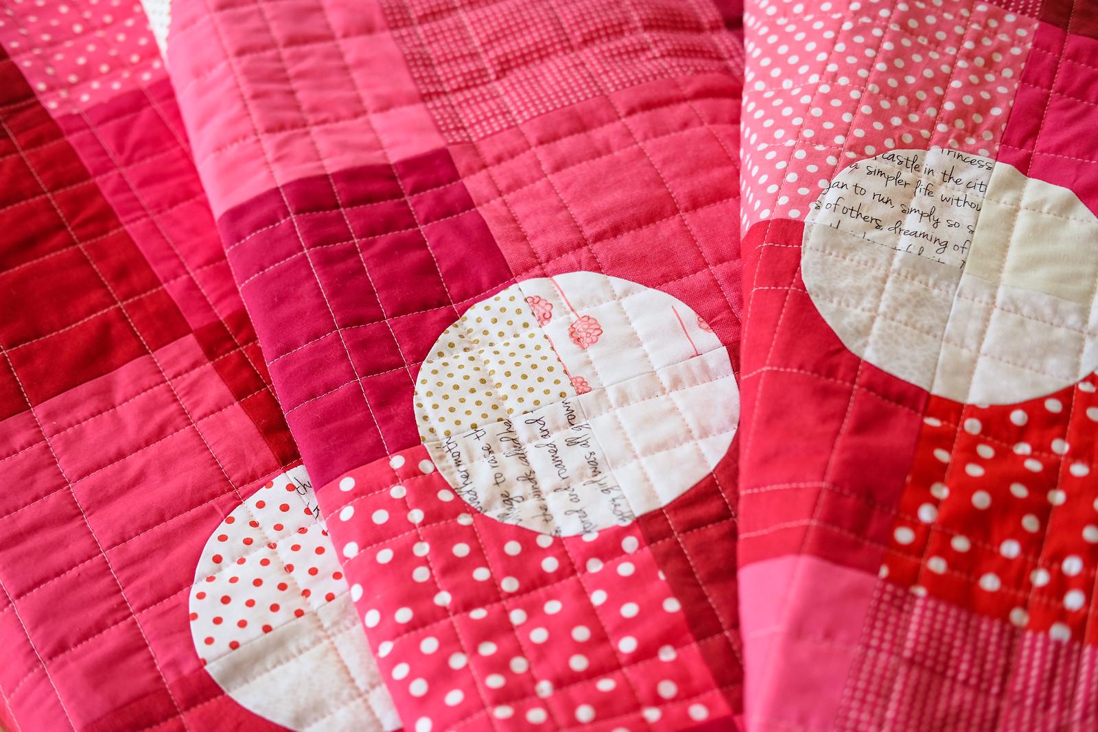 Valentines Harper Quilt