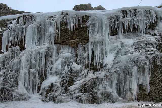 Cascadas heladas