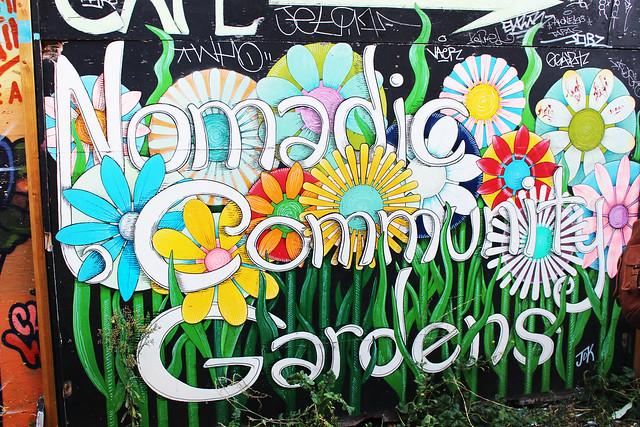tag community gardens london