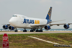 N809MC Atlas Air | Boeing 747-228F(SCD) | Memphis International Airpoirt