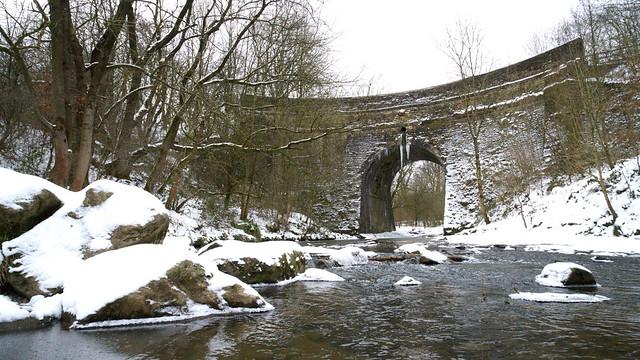 Aqueduct Icicles