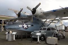 N84857 33968 PBY-Naval Air Museum Oak Harbor Whidbey Island 15 November 2017