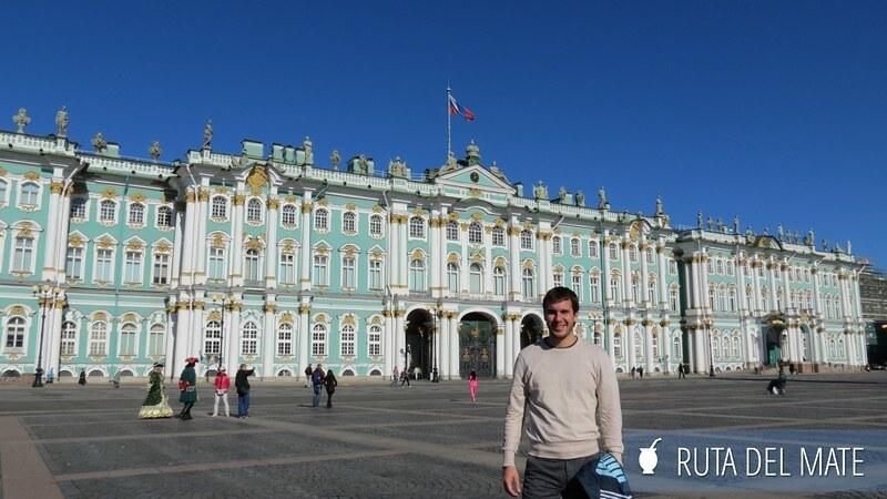 San Petersburgo Rusia 01 ciudades sedes del mundial de fútbol de Rusia 2018