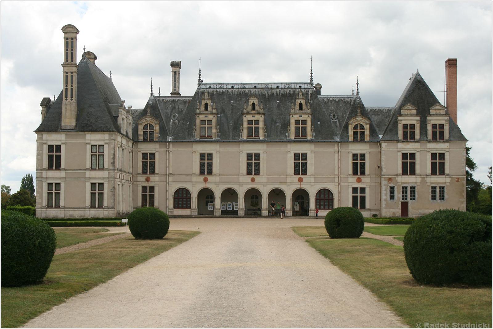 Zamek Beauregard