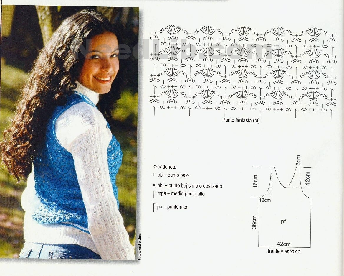 2279_Ganchillo y crochet ano 3 nro 22 (15)