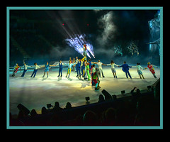 Cirque Du Soleil -- Finale Wheel....  Topeka, KS