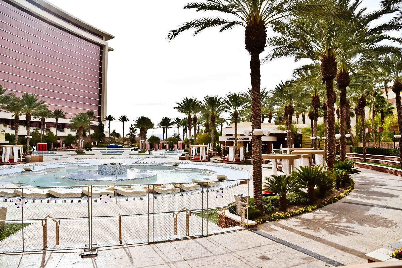 red rock casino resort and spa review