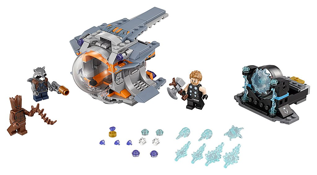 LEGO Marvel Super Heroes 76102 - Thor's Weapon Quest