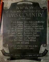[59632] Holy Trinity, Coventry : HMS Coventry