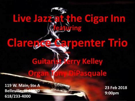 Cigar Inn 2-23-18