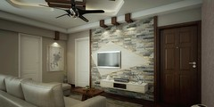 Living Room Architects in Trivandrum