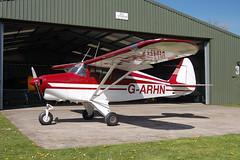 G-ARHN Piper PA-22-150 [22-7514] Popham 020509