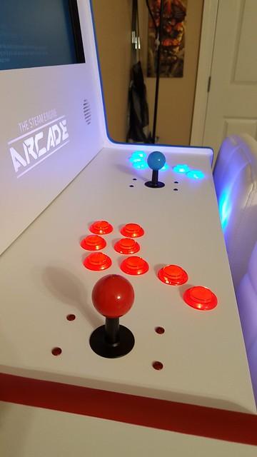 Steam Engine Arcade