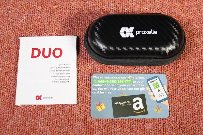 Proxelle Bluetoothイヤホン 開封レビュー (6)