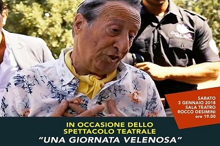 Noicattaro. Alvaro Vitali front 2