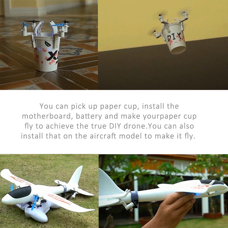XG171 DIY Building Block Drone (6)