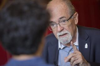 José Maza Sancho, Astronómo y Premio Nacional de Ciencias Exactas