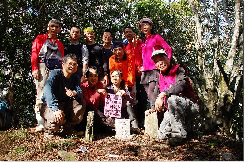 萬頭蘭山山頂 (7)