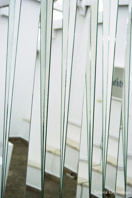 """Ирэна Кнежевич, работа из цикла """"Через пестрое отражение жизнь нам дается"""" - фрагмент"""