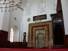 Trabzon, Orta Hisar Camii / Fatih Camii, ehemalige Kathedrale Panaghia Chrysokephalos