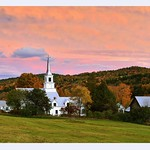9. Oktoober 2016 - 18:22 - church at Dusk.
