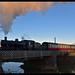 No 78018 7th Jan 2018 The Final Fling Nene Valley Railway