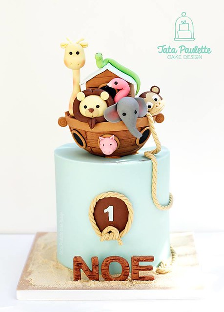 Cake by Tata Paulette - Cake design