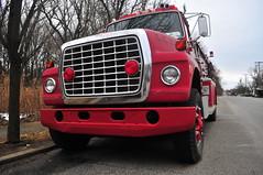 Ex-Ocean Gate Fire Department Engine