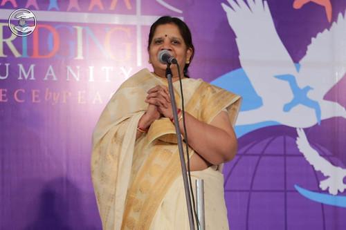 Savitri Sahu from Bhopal, expresses her views