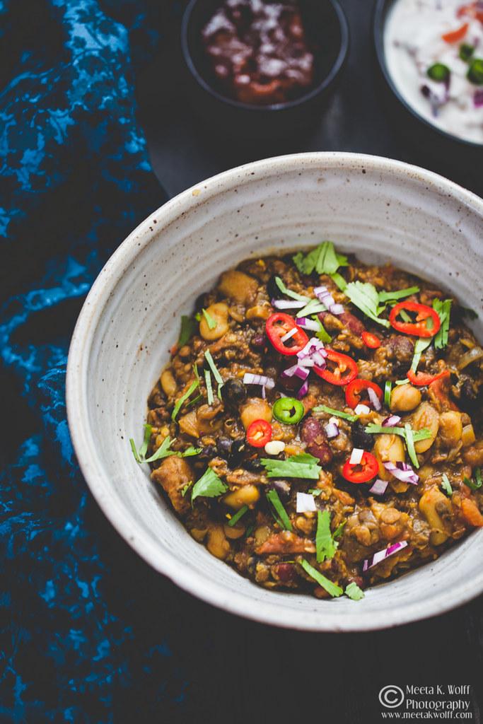 Vegetarian Biryani_Legumes Fry-by Meeta K Wolff-0109