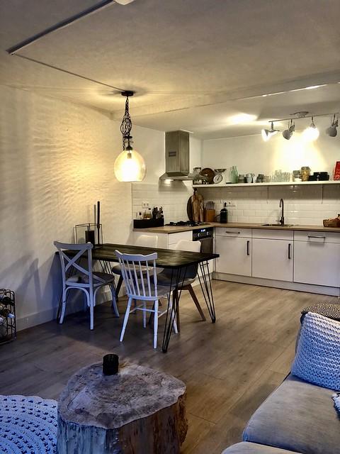 Keuken Scandinavische stijl