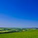 View over Stannington from Kirk Edge, Bradfield, Peak District, UK